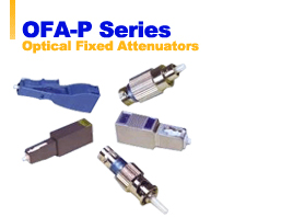 OFA-P Series Optical Fixed Attenunators